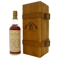 The Macallan 1928   50 Year Old Single Malt Scotch