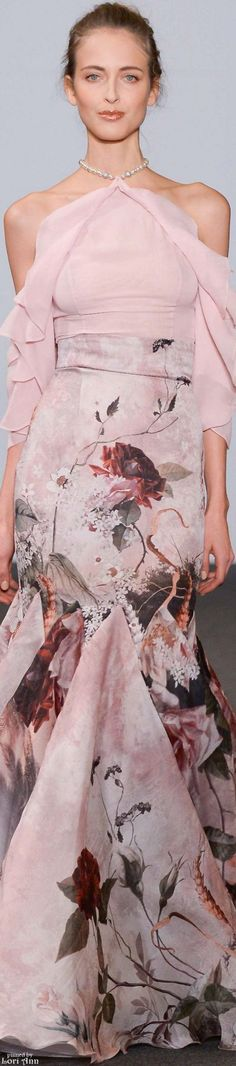 Dany Atrache Couture Spring 2016