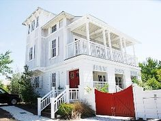 Rosemary Beach Cottage Sophistication with a Tropical Twist Wifi & Bikes