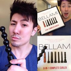"""""""This is my most convenient tool ever! I love how this one tool has 6 different attachments which makes it easy for my tight space in the salon! I am tired…"""" Guy Tang Hair, Hair Specialist, Mane Attraction, Wand Curls, Silky Hair, Styling Tools, Love Hair, Hair Tools, Cosmetology"""