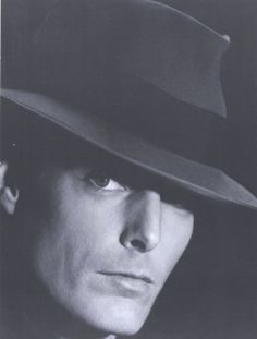 Christopher (sigh) Reeve, by Greg Gorman