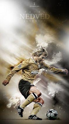 Pavel Nedved  #football #juventus