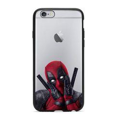 Marvel Avengers Case Cover for iPhone 5 5s 6 6s 6 plus SE BATMAN & DEADPOOL ic14 | eBay