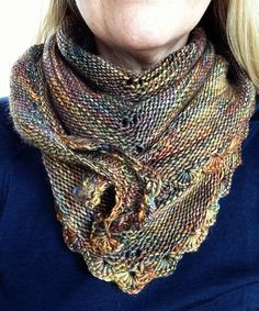 22 Little Clouds by Martina Behm. malabrigo Rastita, Piedras colorway. free pattern. Yarn available at DTK