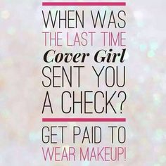 Do you love Uplifting other women? Do you enjoy Empowering friends? Do you get a good feeling from Validating others? Join my team as an Independent Presenter by going to Younique by Michaelle Robardey. Invest in YOU. For ONLY $99, you can begin your own business, work your own hours and improve your life!  Don't wait! Start today!