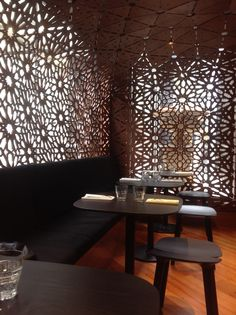 milse restaurant by cheshire architects in auckland, NZ