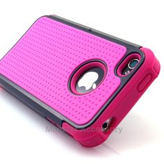 Click Pic. To Shop: The Pink Executive Double Layer Hard Case Gel Cover for the Apple iPhone 4 is a Dual Layered Hybrid Gel Case. Very stylish and protects your phone from scratches and internal damages. It comes in many different colors and are interchangeable with each other. 15% off coupon code : PiNiT