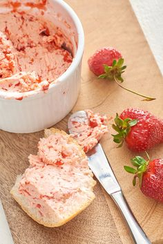 Recipe: Strawberry Honey Butter — Recipes from The Kitchn