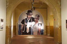 """Exposición de Miguel Trillo. """"Afluencias. Costa Este - Costa Oeste"""" en #ArteTabacalera Promoción del Arte. Madrid. 2014.#Fotografía #Arterecord https://twitter.com/arterecord"""