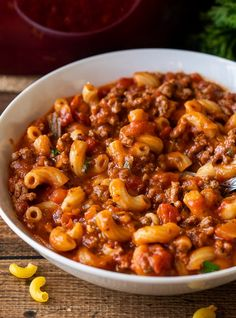 Easy Goulash Recipes, Meat Recipes, Cooking Recipes, Casserole Recipes, Crockpot Recipes, Dinner Recipes, Stove Top Recipes, Beef Casserole, Oven Recipes