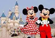 Disney: Minnie and Mickey, I love you.