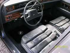If you don't mind a car that is neither a new one nor a historic one… and comfort is high on your priority list… then have a look at this 1987 Buick Park Avenue! Buick For Sale, Buick Park Avenue, Cars For Sale, Cars For Sell