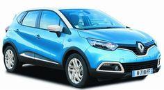Renault Captur: Más alto y práctico