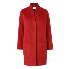 LK Bennett  Buena Collared Coat: http://fave.co/1v1IMy7