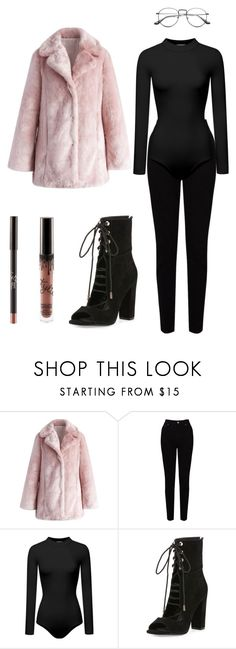 """""""Untitled #287"""" by themasontwins ❤ liked on Polyvore featuring Chicwish, EAST and Kendall + Kylie"""