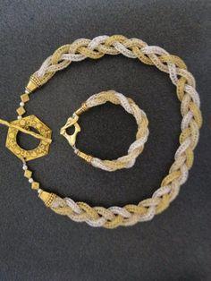 вязаные изделия вязаного шнура, изделия из вязаного шнура