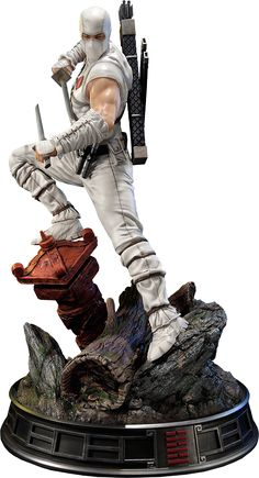 G.I. Joe Storm Shadow Statue by Prime 1 Studio | Sideshow Collectibles