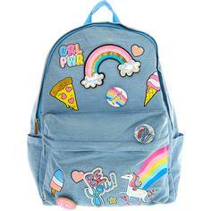 42 new Ideas travel backpack patches bags Travel Backpack, Backpack Bags, Cute Purses, Purses And Bags, Cute Mini Backpacks, Cute School Supplies, Fun Fair, School Backpacks, Girl Backpacks