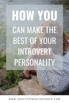 How you can make the best of your introvert personality - Your Little Social Coach Introvert Personality, Infj, Live For Yourself, Improve Yourself, Self Awareness, How To Become, How To Make, Self Confidence, Self Care