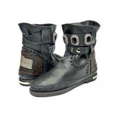 Karma of Charme STRA2 boots - zwart #emmenmode