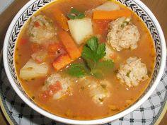 Got it, Cook it: Albondigas, Mexican Meatball Soup