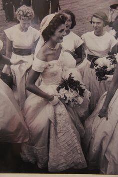 The Vintage Bride, Jackie Kennedy