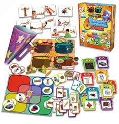 6 Phonemic Awareness Games This set of educational games and activities is designed for introducing children to phonemic awareness. Children will love playing and manipulating sounds within words to win each game. Educational Games, Learning Games, Kids Learning, Letter Sound Games, Rhyming Pairs, Language Arts Games, Alliteration, Game Guide, Game Item