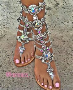 Sandals Summer women sandal 2017 fashion summer women shoes sandals with  rhinestones sandalia feminina women shoes plus size 43 Crystal - There is  nothing ... e5a0928e1d46