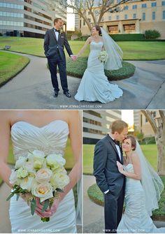 Bride and Groom Pictures  |  www.jennachristine.com/weddings
