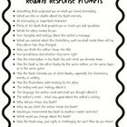 This is a list of prompts for your students to use when responding to text. If you like this, check out my Reading Response Task Cards, also availa...