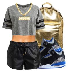 """""""Untitled #111"""" by trillest-fashionx ❤ liked on Polyvore"""