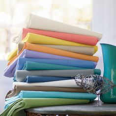 Company Cotton® Solid Sheets | The Company Store