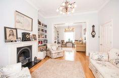 Beautiful sitting room in Maida Vale, London