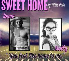 Sweet Home by Tillie Cole HeartsickHeroines