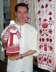 Yurij Mel'nychuk- motanka artist from Kolomyya, Ukraine, from Iryna with love