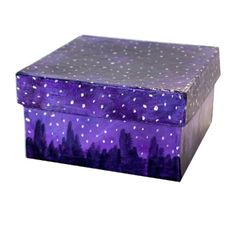 Hey, I found this really awesome Etsy listing at https://www.etsy.com/il-en/listing/122347740/starry-night-sky-jewelry-gift-box-hand