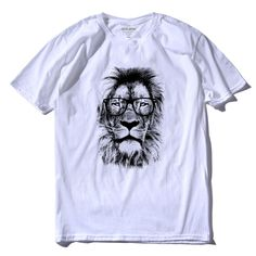 561bfc73ccb5 tshirts animals | tshirts animals shirts | Animal Lovers tshirt | street  style loose lion print