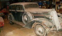 Supercharged: 1935 Graham Model 75 - http://barnfinds.com/supercharged-1935-graham-model-75/