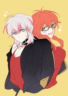 unknown, 707, and genderbend image