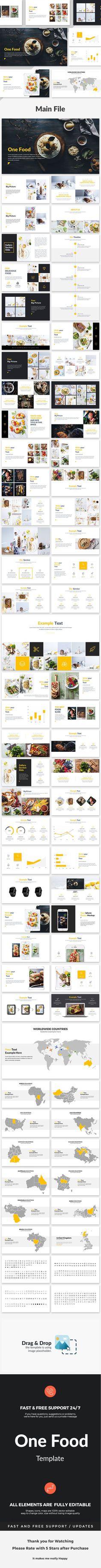 50 Ideas For Design Layout Food Creative Web Design, Slide Design, Page Design, Book Design, Layout Design, Keynote Design, Brochure Design, Photo Images, Presentation Layout