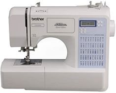 online shopping for Brother Project Runway Electric Sewing Machine - 50 Built-In Stitches - Automatic Threading from top store. See new offer for Brother Project Runway Electric Sewing Machine - 50 Built-In Stitches - Automatic Threading Project Runway Sewing Machine, Sewing Machine Projects, Sewing Stitches, Baby Knitting Patterns, Free Knitting, Embroidery Stitches, Embroidery Patterns, Machine Embroidery, Brother Project Runway