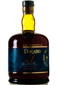 """El Dorado 21 Year Old Special Reserve Rum -  Online Exclusive!!!     """"A monumental aged #rum that is one of the world's greatest rum drinking experiences"""