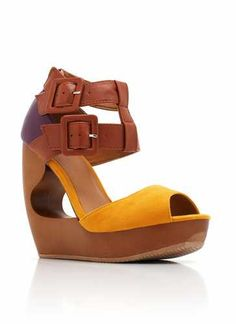 Cut-Out Wedge (Yellow)