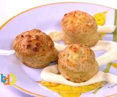 Receta: Pancitos de natilla y queso - Recetas - Estilo de Vida   Teletica