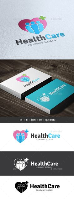 Health Care — Vector EPS #heart #health • Available here → https://graphicriver.net/item/health-care/9083017?ref=pxcr