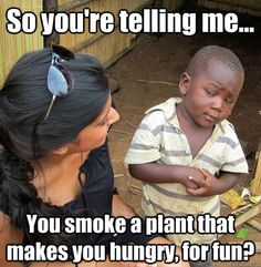 weed funny