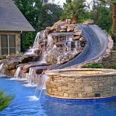 Our dream pool