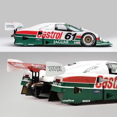 """In 1988, Jaguar won the 24 Hours of Le Mans with an entry of five XJR-9 cars. The winning car, driven by Jan Lammers, Johnny Dumfries and Andy Wallace,…"""