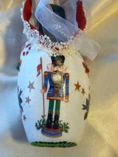 Nutcracker Suite with Gingerbread and Candy Canes ...  Decorated Pointe Shoe