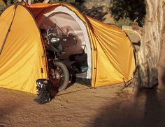 Nomad Motorcycle Tent CM1